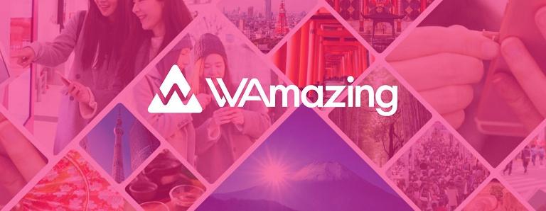 日本免費SIM卡Wamazing