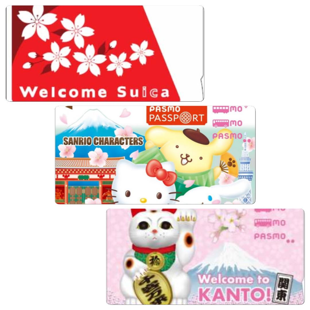 WelcomeSuica-PASMOPASSPORT-WELCOMEKANTOPASMO