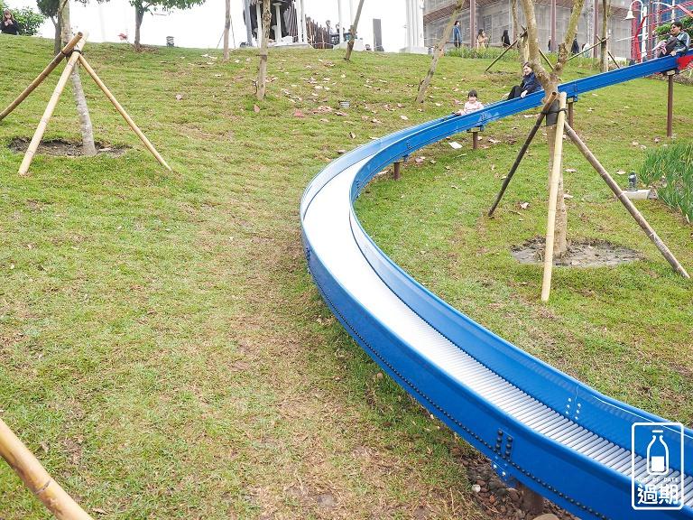 風禾公園溜滑梯