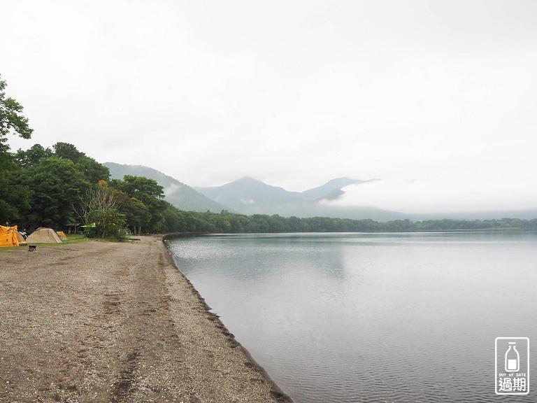 和琴半島湖畔露營場