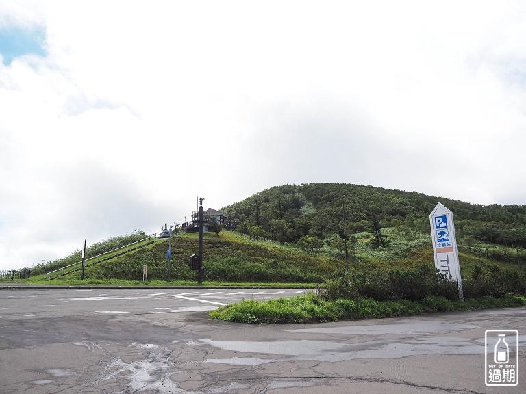 狩勝峠展望台