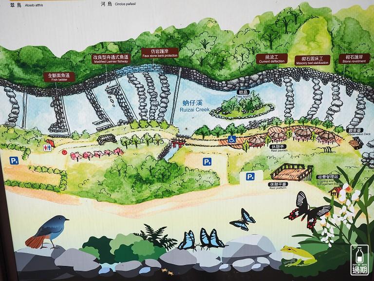 蚋仔溪生態步道