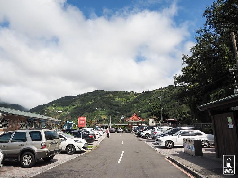 上巴陵停車場