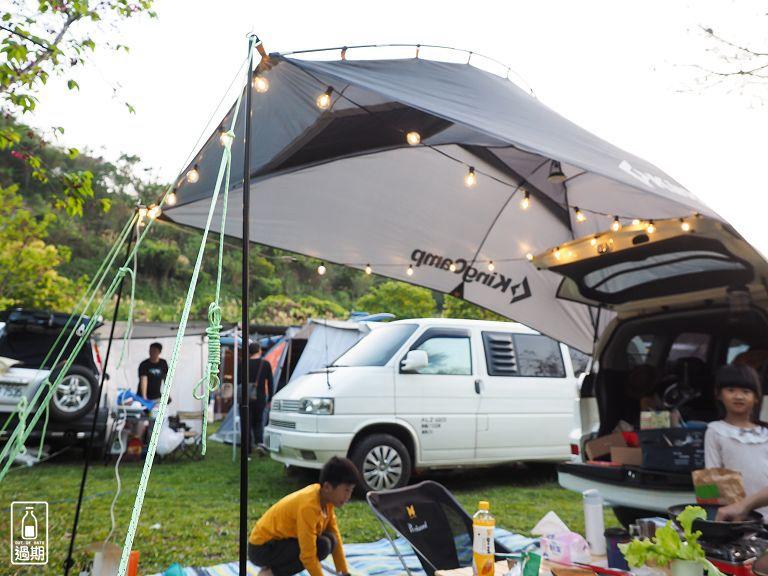 楓葉情露營區